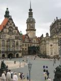 Dresden Cathedral Square