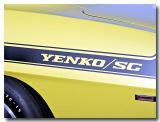 Genuine Yenko Camaro SC