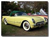 1955 Corvette w/ stick shift (only 7 made)