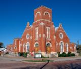 First United Methodist Church - Haskell, Texas