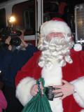 Here comes Santa, State College, PA