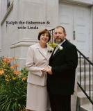 Ralph the Fisherman and his wife Linda
