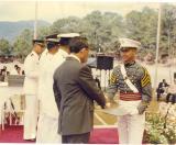 PMA Graduation with FVR