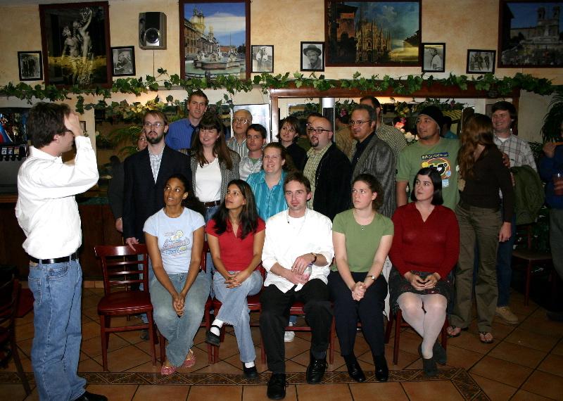 Meetup In San Diego 2005
