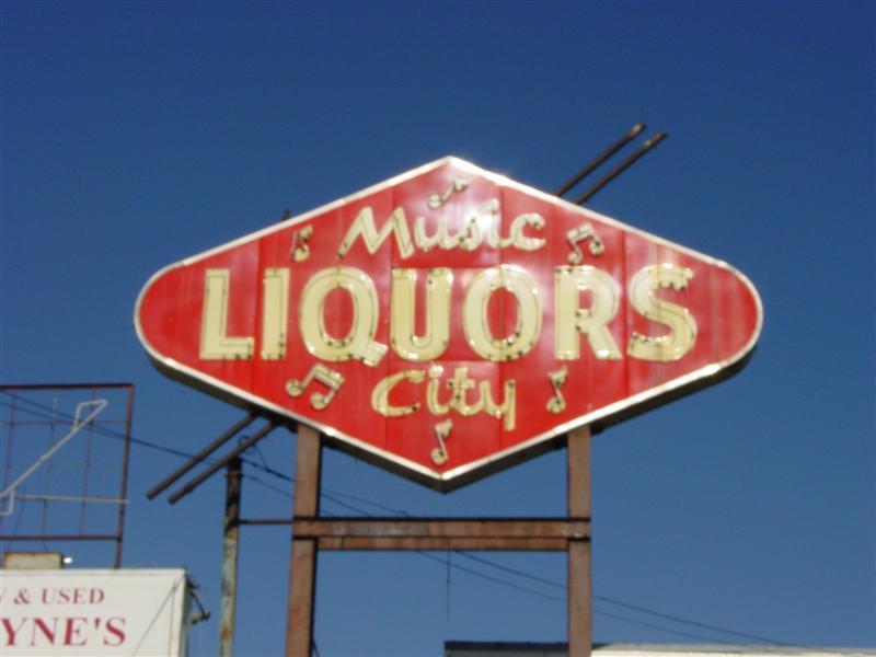 Music City Liquors