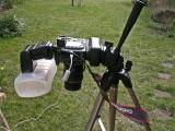 Making of des prises de vues...