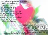 Lyrik 2 (Bild & Text) von Christine Werner