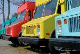 Candy Colored Trucks