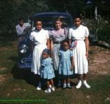 Constable Jones Family with Barbara