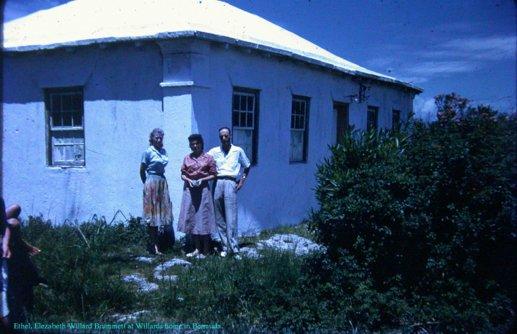 Brummett Willard Island Trinidad Ethel Elesibeth Willard In trinidad.JPG
