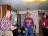 Dave Remington and Kevin & Pat Carroll
