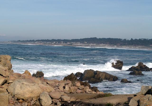 Pacific in Monterey, CA