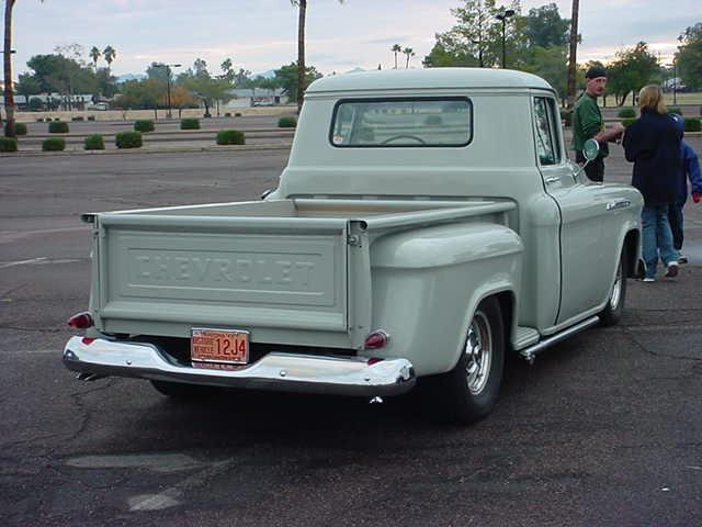 Custom Chevrolet Truck