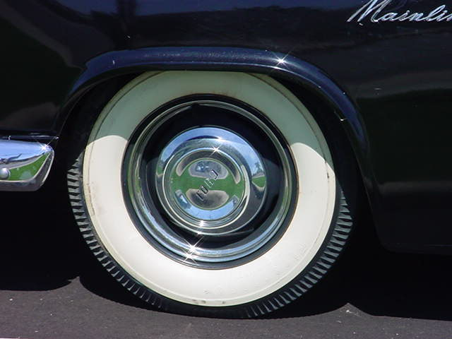 1952 Ford Wheel