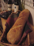 Fresh Baguette #15658