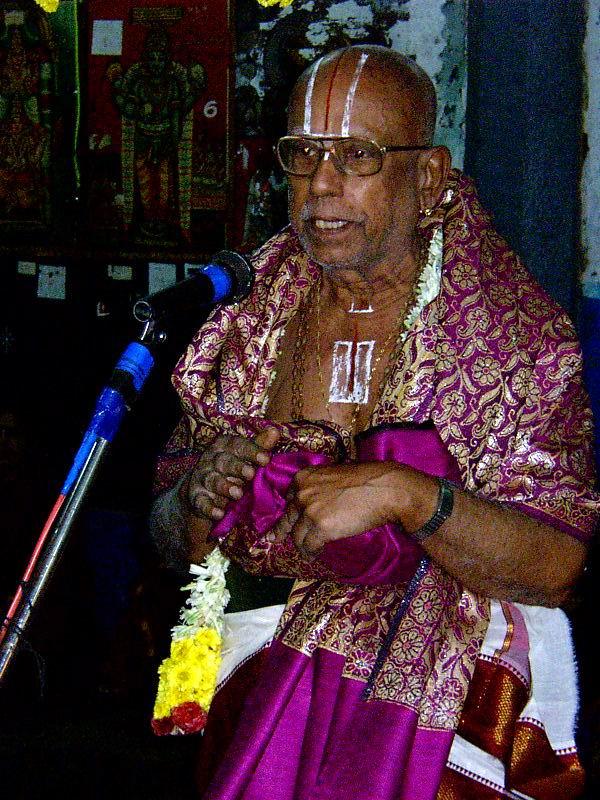 Dr. K.A. Manavalan Swamy