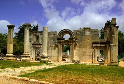 Biram ancient synagogue