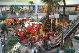 Mall in Campinas (largest mall in South America)