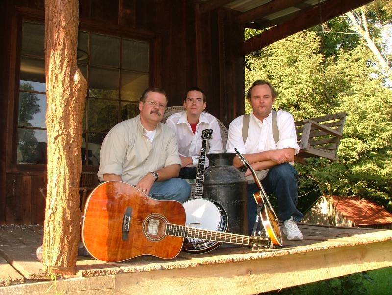 back porch bluegrass