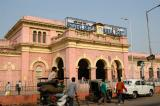 Agra Fort Station. Click for the Agra trip report