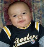20 Dec 2004 • The Cutest Steelers Fan