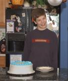 Spencer's 14th Birthday