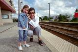 Julia's train ride