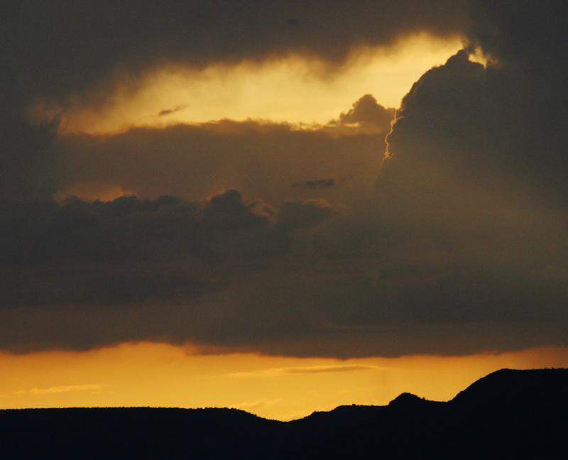 Storm, Seddona, Arizona