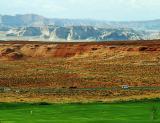 Golf course, Arizona