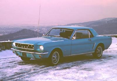 Als Mustang Dec. 1966