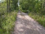 K & P Trail near Snow Road Station