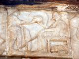 07 Xanthos, Lycian tomb detail