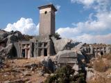 11 Xanthos,  Lycian tomb