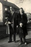 Mom, Dad, Jim and Bob, 1943 (60)