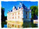 Chateau Azay-de-Rideau