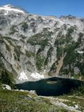 Sahale Peak and Doubtful Lake