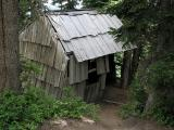 Leaning Shed by Lookout