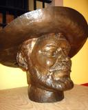 One of numerous depictions of  Don Quixotes