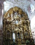 One of 3 gold gilt altars