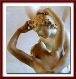Psyché and Cupid