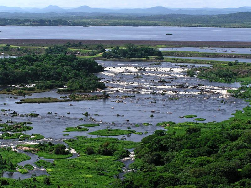 Caroni river / Río Caroní