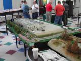 Dave Davis' warehouse display, featured in November Model Railroader.