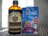 Vanilla & Vanilla Rice Milk