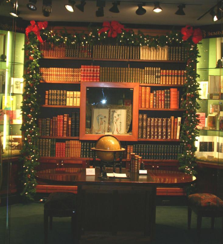 Baumans Rare Books Shop - Waldorf Astoria Hotel