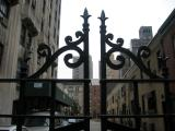 Entrance Gate at Fifth Avenue