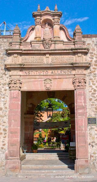 Instituto Allende SM31