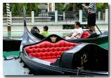 Gondolas - Venetian Casino