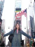 Bin in Times Square...