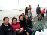 Boat Ride to Ellis Island
