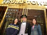 You're Fired!!...Trump Building and its doorman...